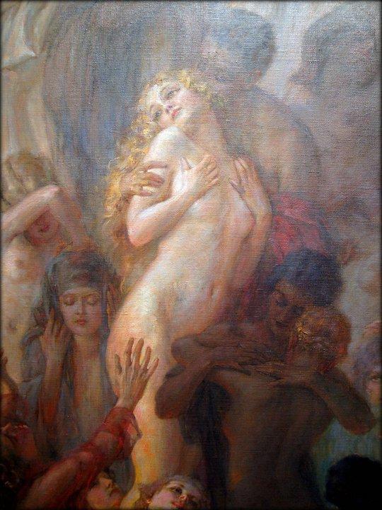 La nudità dell' anima
