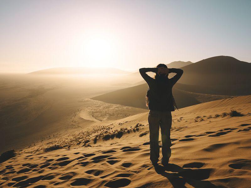 IL   DESERTO   DELL' ANIMA